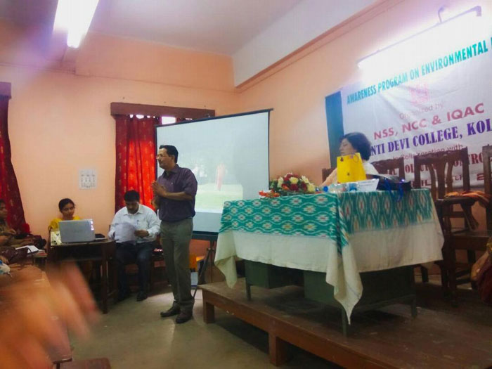 Awareness Programme on Environmental issues 2017