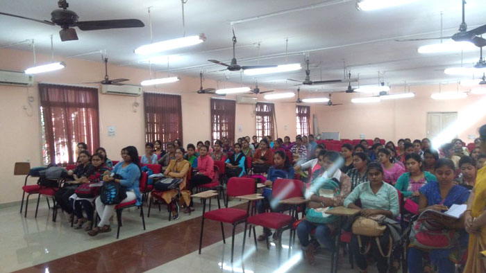 ​Career talk conducted by Sub Regional Employment Exchange North Kolkata
